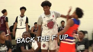 Download Jalen Green THINGS GET HEATED REAL QUICK vs Las Vegas Knicks Video