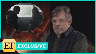 Download Mark Hamill Can't Watch His Scene With Carrie Fisher in 'Star Wars: The Last Jedi' (Exclusive) Video
