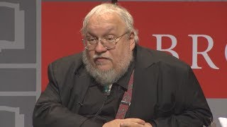 Download George RR Martin on Racism and Sexism Accusations against Game of Thrones Video