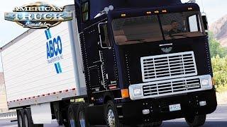 Download American Truck Simulator - International 9800 Eagle Video