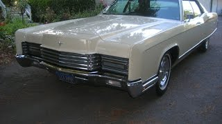 Download 1970 Lincoln Continental Original Low Mile Car out of a local Estate Video