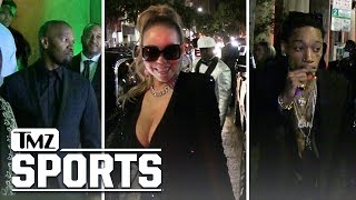 Download Floyd Mayweather Party Guests Arriving and Leaving Floyd's Party | TMZ Sports Video