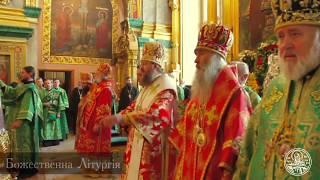 Download Пам'ять преподобного Іова Почаївського Video