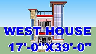 Download WEST 17'X39' HOUSE Video