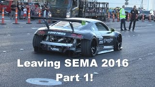 Download Leaving SEMA 2016 Part 1 of 4 Video