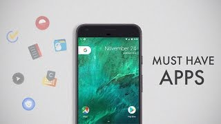 Download 10 Must Have Android Apps (2016) Video