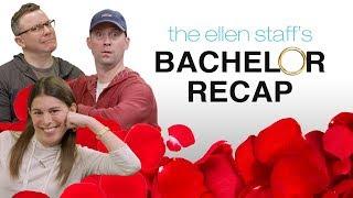 Download The Ellen Staff's 'Bachelor' Recap: Colton's First Dates Video