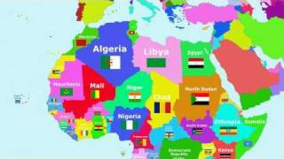 Download The Countries of the World Song - Africa Video