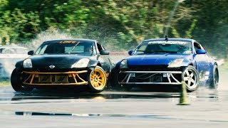 Download My BEST Drift Video Ever! Sick Tandems and Tire Testing. Video