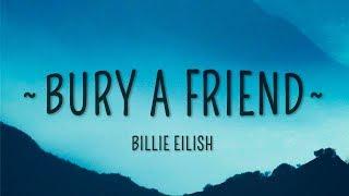 Download Billie Eilish - bury a friend (Lyrics) Video