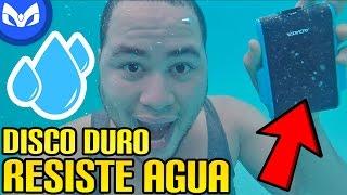Download ESTE DISCO DURO ES RESISTENTE AL AGUA Adata HD720 Video