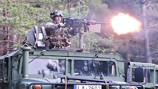 Download U.S, Romanian & Latvian Military In Force-On-Force Training Video