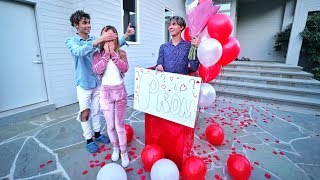 Download I ASKED MY CRUSH TO PROM! (SHE CRIED) Video