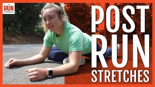Download 5k Post Run Stretches: Our 4 Favorites! Video
