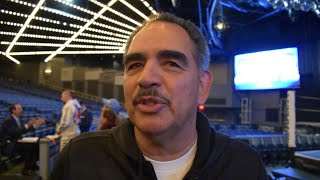 Download ABEL SANCHEZ: IT WASN'T SO MUCH THAT MIKEY GARCIA WON IT WAS MORE OF.. Video