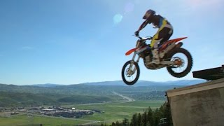 Download BTS: Robbie Maddison's Massive Dirtbike Ski Jump | On Any Sunday: The Next Chapter Video