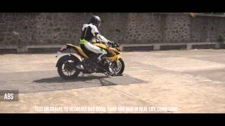 Download Pulsar RS200: The ABS Advantage Video