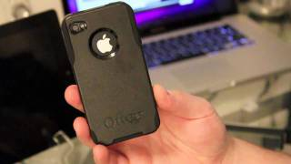 Download iPhone 4 OtterBox Commuter Case Unboxing / Review and Giveaway! [ENDED] Video
