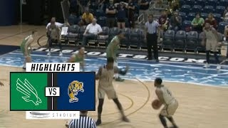 Download North Texas vs. FIU Basketball Highlights (2018-19) | Stadium Video