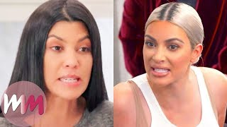 Download Top 10 Fights on Keeping Up with the Kardashians Video
