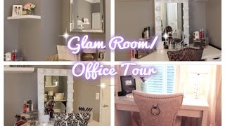 Download Glam Room/ Office Tour Video