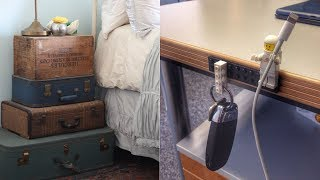 Download 36 Insanely Clever Bedroom Storage Hacks And Solutions Video