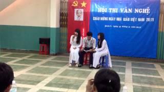 Download Người thầy - Kim Thư & Bích Vân Video