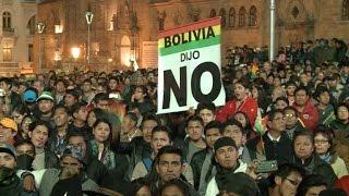 Download Disputa sobre reelección de Morales vuelve a agitar a Bolivia Video