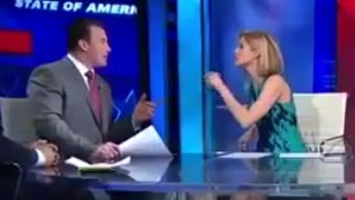 Download CNN Host Has Emotional Breakdown - Because People Don't Trust CNN Anymore Video
