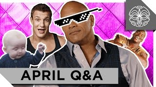 Download The Rock's Love Advice - Seven Bucks April Q&A Video