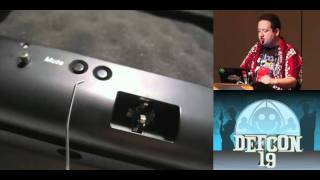 Download DEFCON 19: Safe to Armed in Seconds: A Study of Epic Fails of Popular Gun Safes (w speaker) Video