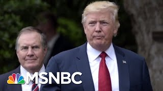 Download Leaked Audio Reveals NFL Owners True Feelings About President Trump Presidency | Deadline | MSNBC Video
