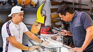 Download Pawning Fake Autographed Jordans! Video
