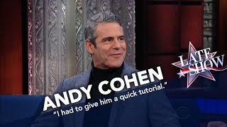 Download Andy Cohen Dishes About Hitting Gay Bars With John Mayer Video