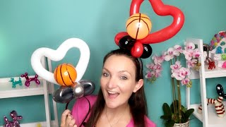 Download Easy BASKETBALL balloon animal tutorial! - Learn Balloon Animals with Holly! Video