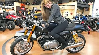 Download Taking My Girlfriend Motorcycle Shopping Video