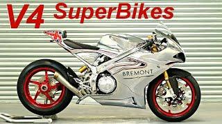 Download V4 superbikes Video