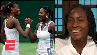 Download Cori Gauff: Venus and Serena were the reason I picked up a racket | 2019 Wimbledon Video
