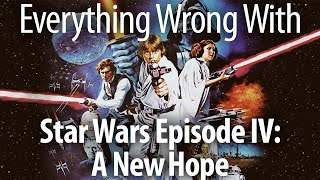 Download Everything Wrong With Star Wars Episode IV A New Hope - With Kevin Smith Video