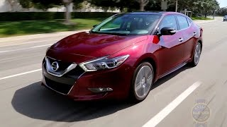 Download 2017 Nissan Maxima - Review and Road Test Video