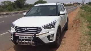 Download hyundai creta top speed ... km Video