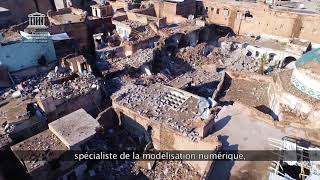 Download La vieille ville de Mossoul, un patrimoine en grand danger Video