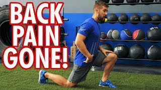 Download Strong Glutes & Back Pain - 5 Exercise Protocol FIXES Weak Butt Video