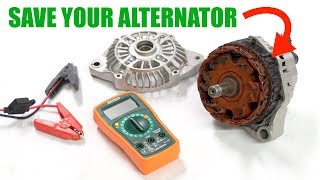 Download Can A Dead Battery Ruin Your Car's Alternator? Video