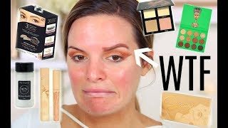 Download TESTING POPULAR INSTAGRAM BEAUTY PRODUCTS! HITS & MISSES | Casey Holmes Video