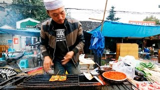 Download Chinese Street Food Tour in Chengdu, China | Best Street Food in China Video
