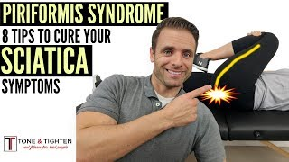 Download Sciatica Pain Relief For Piriformis Syndrome - Stretches and Exercises Video