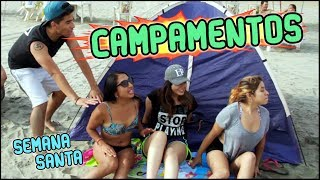 Download LOS CAMPAMENTOS ″Semana Santa″ | ChiquiWilo Video