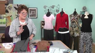 Download Judy Kessinger Creates a Variety of Pant Styles from one Pattern on It's Sew Easy (1108-1) Video