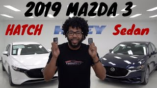 Download Best Compact Car? | 2019 Mazda 3 Sedan & Hatchback Review Video